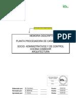 Memoria Descriptiva 0007119AR021R-Arquitectura