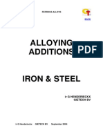 Alloying Elements