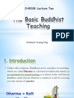 02 - Basic Buddhist Teaching
