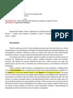 1 Cultura e Ideologia - Eunice Ribeiro Durham. - Fichamento Sérgio Gomes
