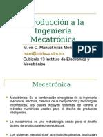 Introduccion a la Ingeniería Mecatrónica
