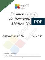 Simulacro 10b Peru