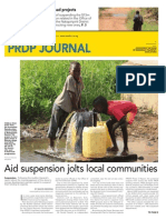 Uganda PRDP Journal