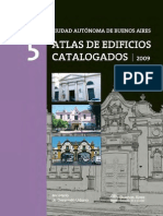 EDIFICIOS PROTEGIDOS CABA