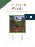 Bushland Weeds Book