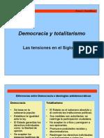 Democracia y Totalitarismos