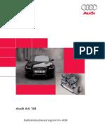 SSP 409 Audi A4 '08