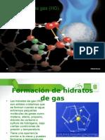 Hidratos de Gas Exposicion Diapositivas