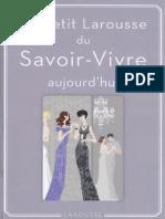 Le Petit Larousse du Savoir-Vivre aujourd'hui.pdf