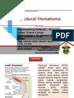 Presentasi Epidural Hematoma