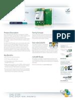 Telit HE910 Mini PCIe Datasheet