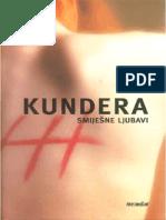 Milan Kundera - Smijesne Ljubavi