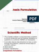 Research Methodology Slide 03