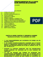 2011-Fallos de La Corte - Ley de Riesgos Del Trabajo