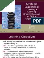 SM Chapter - 11 Strategic Leadership