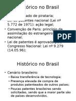 Patentes Historico Brasil e Quebra