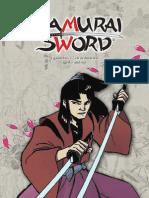 Bang Samurai Sword