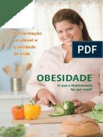 Cartaz CFN Obesidade
