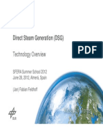 2012-Direct Steam Generation-Technology Overview