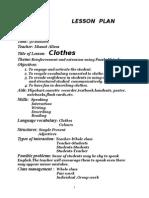 Plan de lectie Lb Engleza