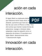 Innovación en Cada Interacción