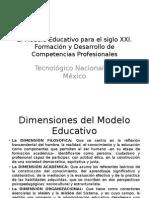 2.2.1a El Modelo Educativo Para El Siglo XXI (1)