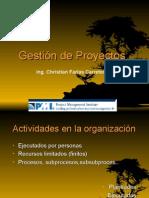 4 Gestion de Proyectos