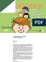 Bloquinho_Educar Para Humanizar o Trânsito_2015_ENSINO INFANTIL