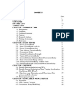 ITS Undergraduate 12747 Table of Content