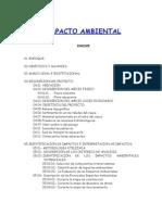 Impacto Ambiental Pistas Y Veredas Techo Propio