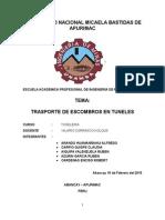 Trabajo de Tuneleria