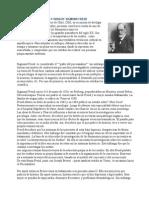 Breve Reseña de La Vida y Obra de Sigmund Freud