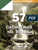 57 Cachoeiras No Brasil