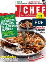 Top Chef Revista 15 Abril