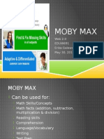 moby max power point