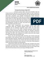 Siaran Pers Strategi Pemeriksaan Pajak 2015