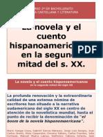 la novela y el cuento hispanoamericanos