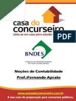 BNDES Noces de Contabilidade