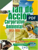 Plan de accion Santa Marta 2012 - 2015