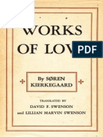 Kierkegaard, S - Works of Love (Princeton, 1949)
