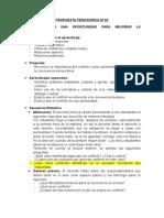Propuesta Pedagógica Nº 02 Prof. Walter