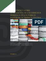 Derechos Humanos en Los Pueblos IndigenasTOMO-1