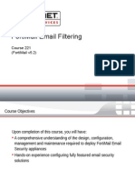 01_FortiMail - Overview