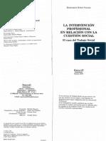 Rozas Pagaza - La Intervencion Profesional en Relacion Con La Cuestion Social. Cap 3