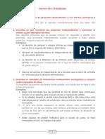 Formulacion y Evaluaion de Proyectos.
