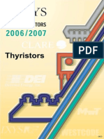 Section Thyristors