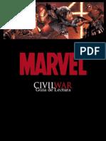 _ Guerra Civil - Guia Lectura
