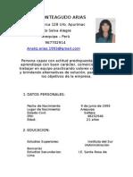 Ana Liz Monteagudo Arias