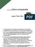 02 - La Politica Comparada
