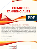 QUEMADORES TANGENCIALES
